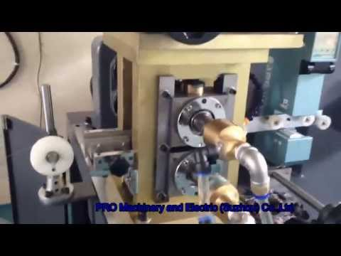 Solar PV Ribbon Series - Flat Copper Wire Rolling Machine with Annealer
