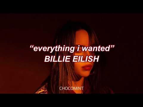 ★和訳★everything i wanted - Billie Eilish