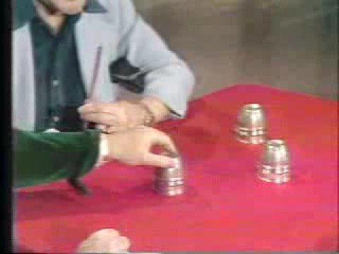 Dai Vernon - Cups and Balls