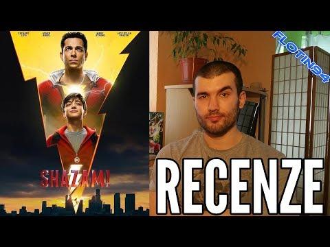 SHAZAM Recenze - Review