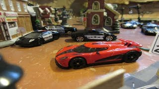 Hot Wheels Police Chase 18