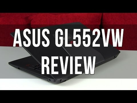 Asus ROG GL552VW review