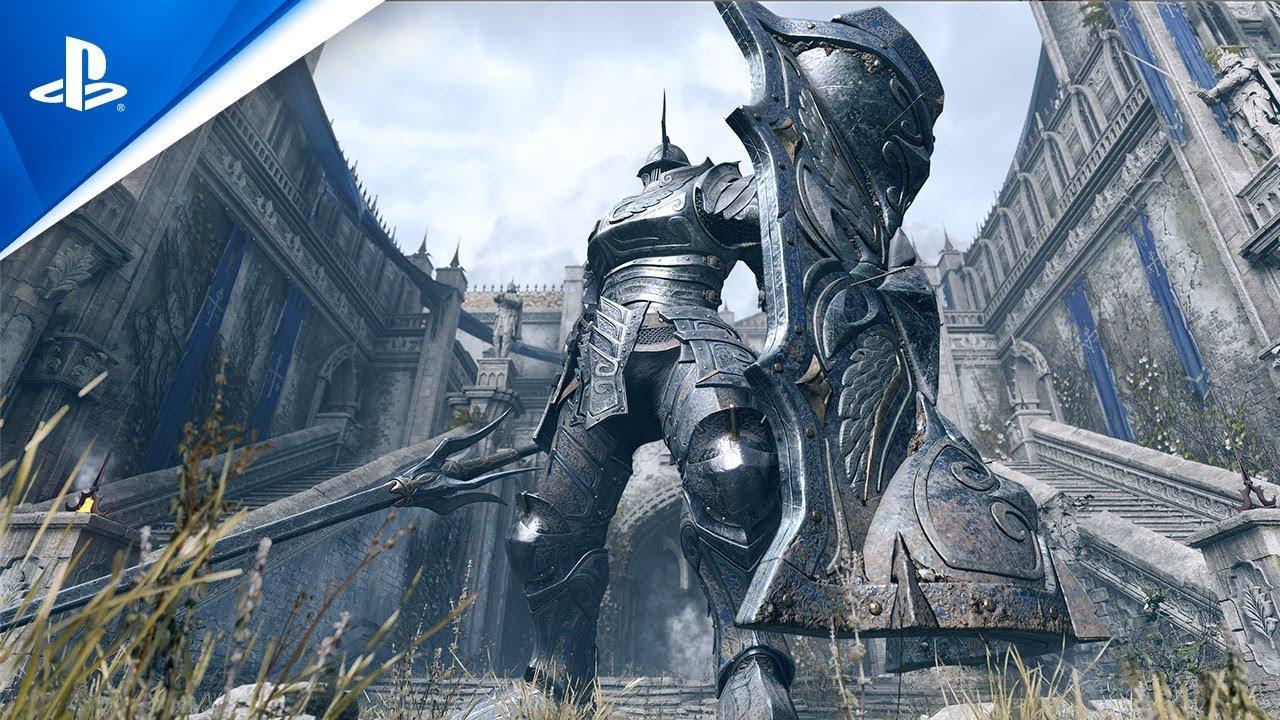 Анонсирующий трейлер игры Demon's Souls (2021)