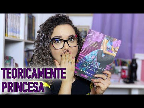 MELHOR ROMANCE DE 2020?   RESENHA TEORICAMENTE PRINCESA   ED. PLANETA