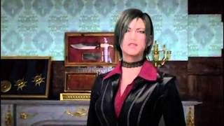 Ada Wong vs Svetlana Bellkova | Full Battle (from: Resident Evil®: Damnation) HD
