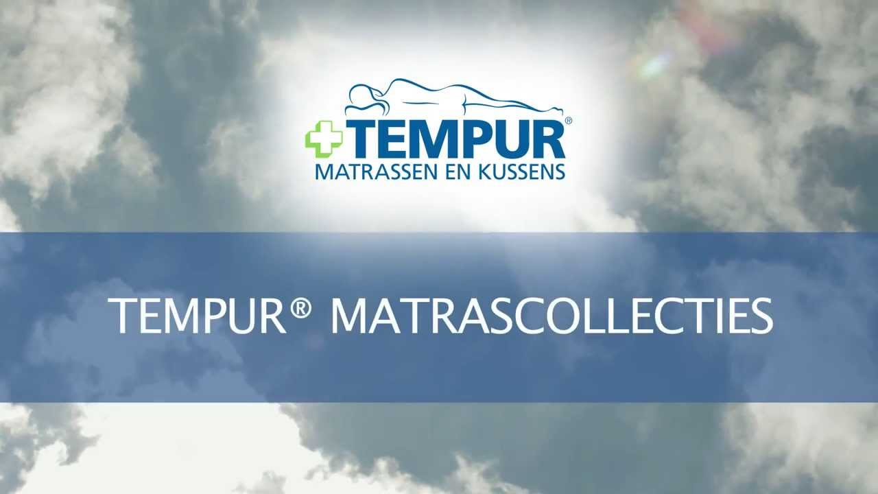 Tempur Matras Collectie