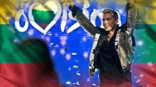 "Eurovizija 2016 | Donny Montell – ""I've Been Waiting For This Night"" | FINALAS"