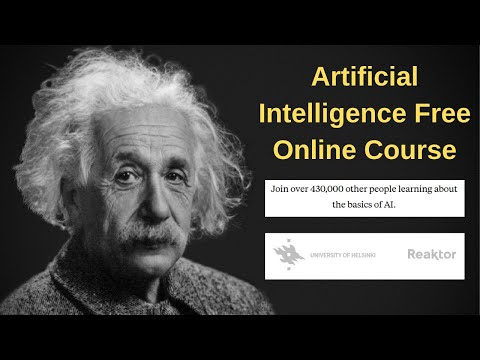Elements of AI   Artificial Intelligence Free Online Course   Learn Artificial Intelligence For Free