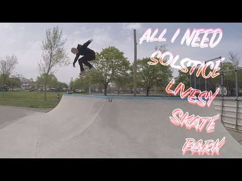 All I Need Skate x Solstice Livesey Jam
