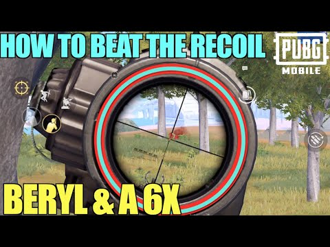 Beat the Recoil Tips & Tricks Pubg Mobile