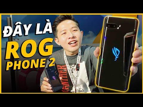TRÊN TAY ROG PHONE 2 - GAMING PHONE MẠNH NHẤT THẾ GIỚI!!!!