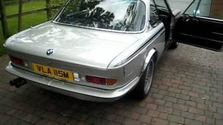 BMW 3.0 CSI with 3.8 E34 M5 engine