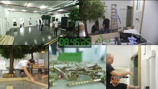 AMAZING STARTUP!!! CropX employees renovated the office in JUST ONE DAY!