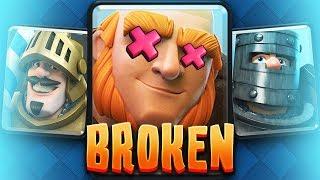 Op/broken Giant Deck! Don't hate me! 12 Wins