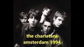 The Charlatans - Live - Amsterdam - 1994
