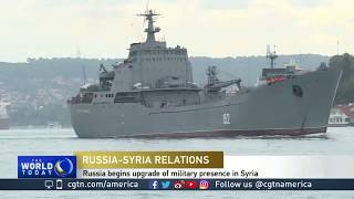 Russia upgrading Permanent Military Bases in Syria BREAKING End Times News Update December 28 2017