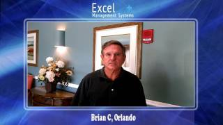 Brian Cumming, PE​ Owner of BCA Technologies, FL, gained business valuation knowledge & management c