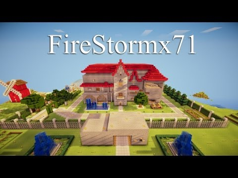 Firestormx71 S Awesome Redstone House Please Diamond P Minecraft Map