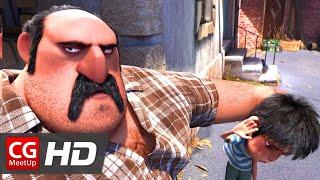"CGI Animated Short FIlm Trailer ""Tomorrow Short Film Trailer"" by BadStache Studio"