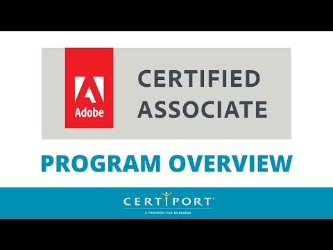 Adobe Certified Associate (ACA) Program Overview - YouTube