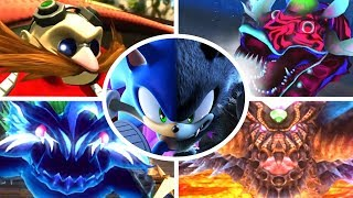 Sonic Unleashed - All Bosses (S Rank)