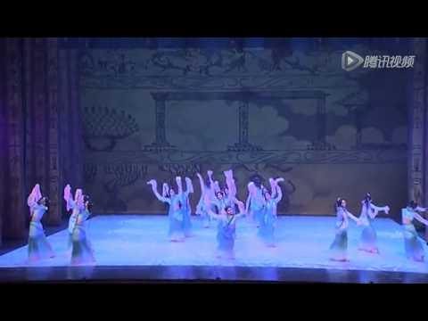 震撼的美丽--中国古典舞- 孔子~ (采薇)