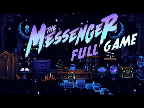The Messenger - Full Game Longplay (No Commentary)