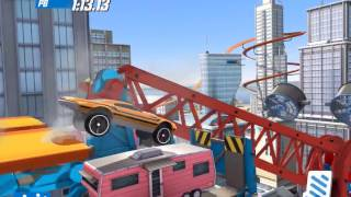 HOT WHEELS RACE OFF Rodger Dodger / Bullet Proof / Muscle Speeder Gameplay Android / iOS