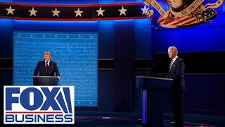 First Trump-Biden presidential debate moderated by Fox News' Chris Wallace | FULL