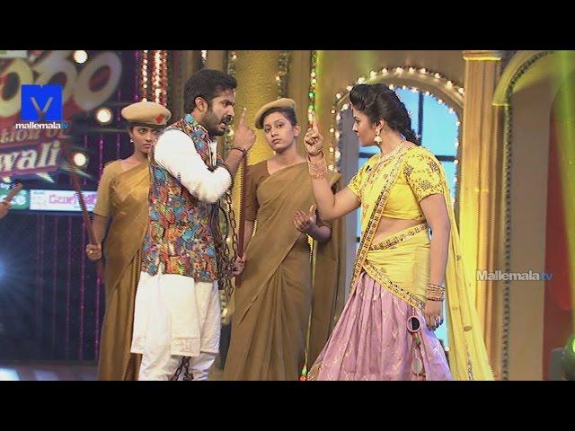 ETV Diwali Special Show – Sambaram – Promo 5 | ETV Diwali Sambaram