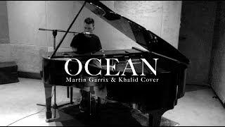 Martin Garrix Feat. Khalid   Ocean (David Pfeffer Acoustic Cover)