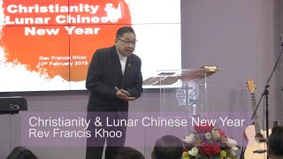 Christianity & Lunar Chinese New Year