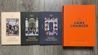 ♡Unboxing Golden Child 골든차일드 2nd Studio Album Game Changer (Ver. A, B, C & Limited Edition)♡