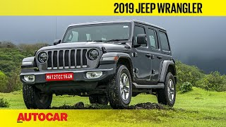 2019 Jeep Wrangler India Review | First Drive | Autocar India