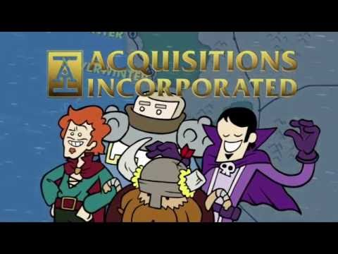 Acquisitions Incorporated - PAX West 2016 D&D Game