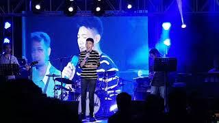 Darren Espanto at Songs for Mama concert