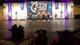 ECE Mini Hip Hop-Team Gossip