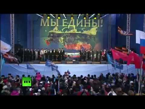 Олег Газманов патриотическая песня - ВПЕРЁД, РОССИЯ!