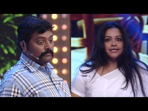 Thakarppan Comedy l  A theif in DQ's house..! l Mazhavil Manorama