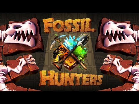 Fossil Hunters - Preview Trailer thumbnail