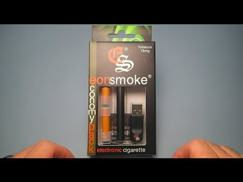 Eon Smoke: Electronic Cigarette Economy Pack Review