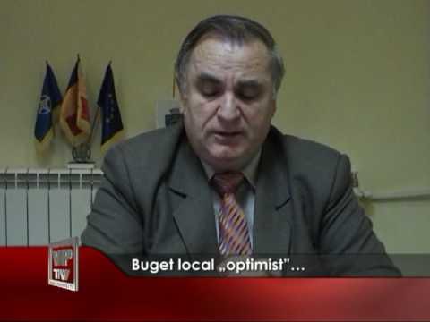 """Buget local """"optimist""""…"""