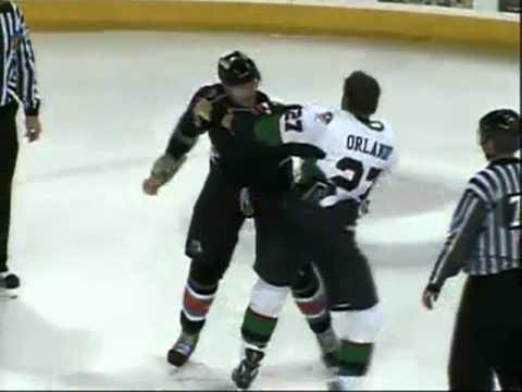 Riley Emmerson vs. Todd Orlando