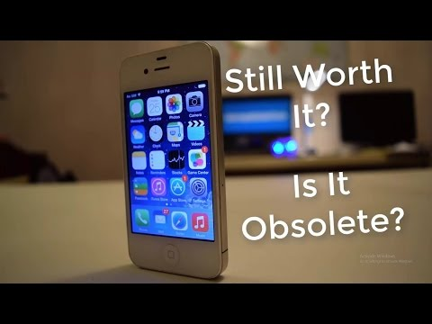 Is The IPhone 4 Still Worth It? Is It Obsolete? (2017)