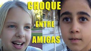 CHOQUE ENTRE AMIGAS - Cine para niños - Kids Work - Pequeños Cineastas - Kids In Black