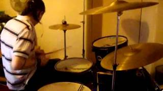 Feeder - My Perfect Day Drum Cover