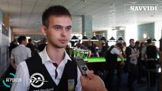 Пивченко Артур с турнира на приз И.И. Саввиди