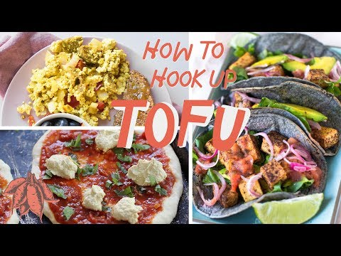 How to Cook Tofu | Easy, Healthy, Yummy Recipes