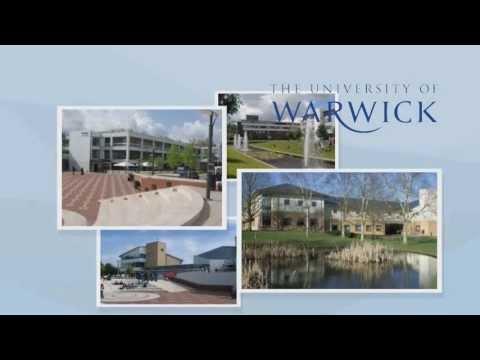 University of Warwick's testimonial