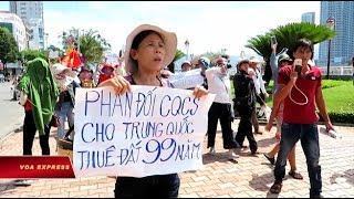 Truyền Hình VOA 12/6/18: Dân Bình Thuận Cảnh Báo 'lại Biểu Tình' Nếu Bị 'truy Bắt'